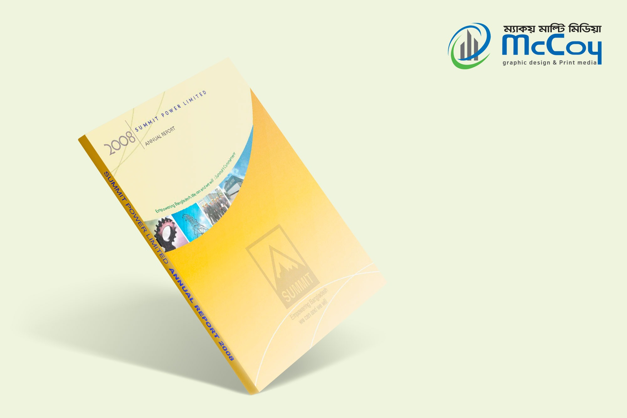 SUMMIT POWER ANNUAL REPORT 2008
